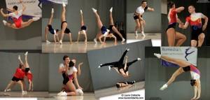 aerobic team romania