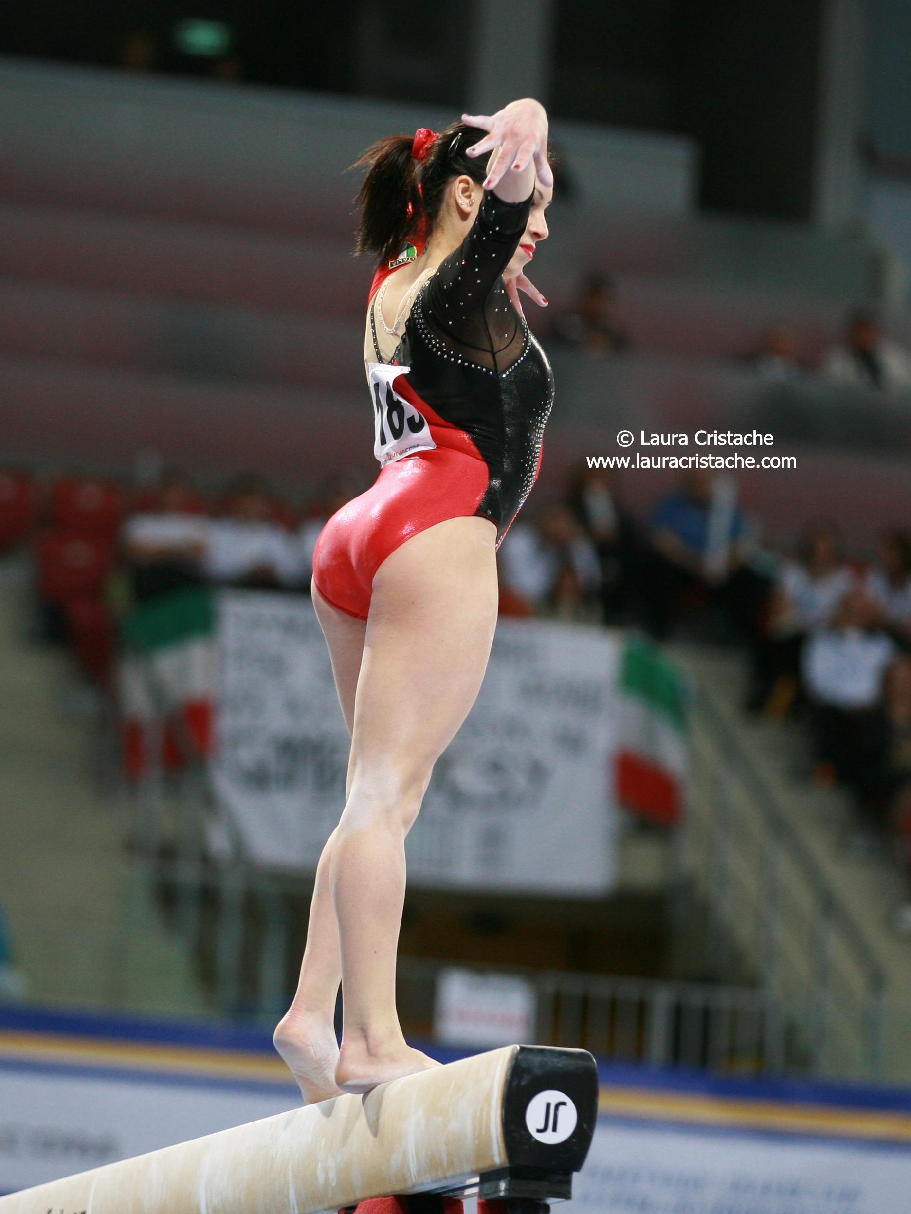 Foto vanessa ferrari 2009 100