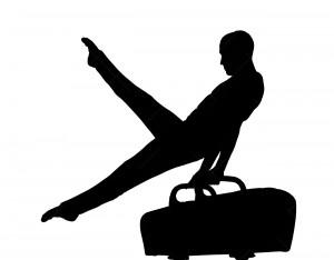 gymnast-silhouette-521295
